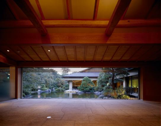 本料理 昭和の森 車屋